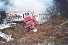 Featured Practice Area of the Month: Truck Crashes